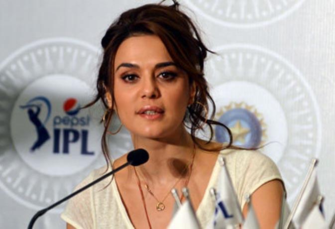 प्रीती जिंटा का खुलासा, कहा अपनी टीम के कुछ खिलाड़ियों को देखा मैच फिक्स करते हुए