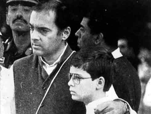 पिता के साथ बेफिक्र राहुल, उनकी इन तस्वीरों पर आपको भी आ जायेगा प्यार