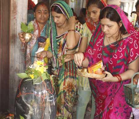 Nagpanchami celebrated everywhere in Gorakhpur