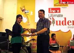 inext's Ultimate Student Awards 2014 ceremony in Gorakhpur