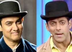 Aamir Khan says Salman is ...