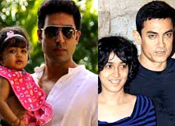 Aamir Abhishek talk about daughters ...