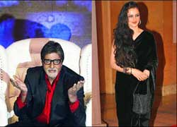 Amitabh Bachchan wont work with ...