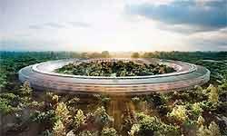 ऐपल के कर्मचारी अपने नए spaceship ऑफिस में जाने की बजाय कंपनी छोड़ने की धमकी क्यों दे रहे हैं?