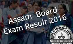 Check Assam SEBA HSLC 10th Result 2016 declared on resultsassam.nic.in, sebaonline.org
