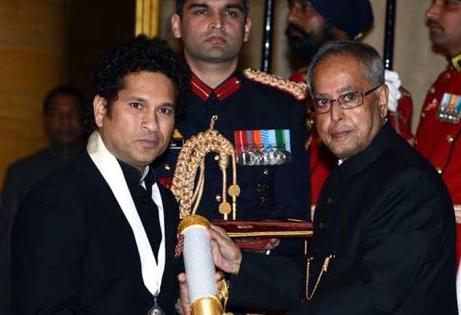 माफिया और व्यापारियों ने सचिन को दिलाया भारत-रत्न: पूर्व केंद्रीय मंत्री