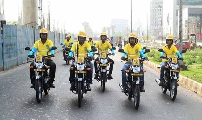 कैब और ऑटो के बाद अब यूपी के इस शहर में दौड़ेंगी बाइक टैक्सी