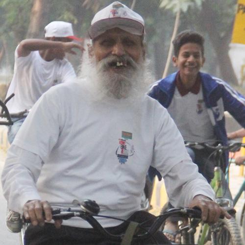 bikeathon season 9 rocks allahabad