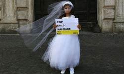 अमरीका: 12 बरस की बाली उमर में शादी है लीगल