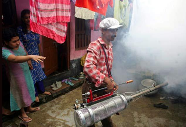 दिल्ली में डेंगू मच्छरों का हमला, एक हफ्ते में 67 मामले