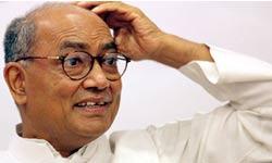 जब दिग्विजय सिंह ने twitter पर खुद को बता दिया राम भक्त