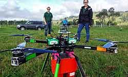 धरती की रक्षा करने आया अनोखा ड्रोन हर दिन लगाएगा एक लाख पौधे