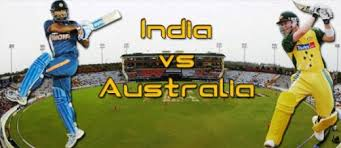 IND vs AUS 5 ODI Series 2016