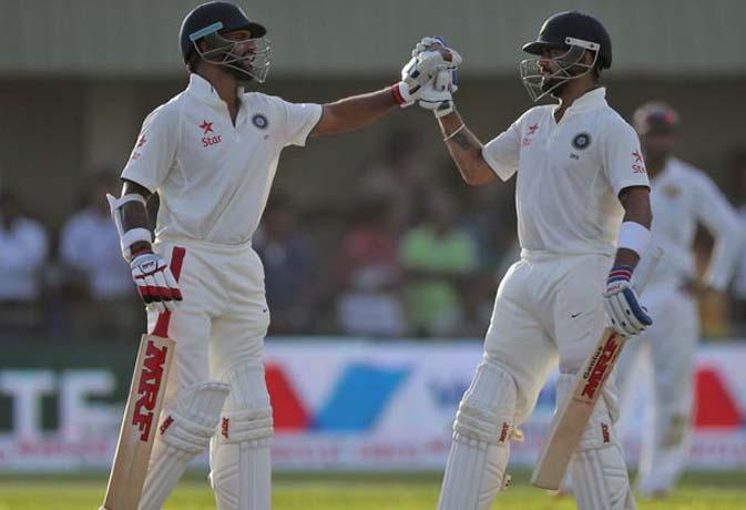 IND vs SL 1st Test : 192 रन की बढ़त के साथ 375 रन पर सिमटी इंडिया, श्रीलंका की दूसरी पारी भी लड़खड़ाई