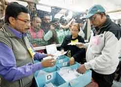 असम म्यूनिस्पल चुनाव में भाजपा की जबर्दस्त जीत