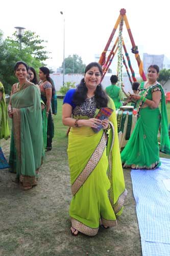 sawan celebration