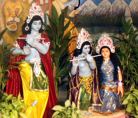 Janmastami celebrated all over in Gorakhpur