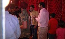 परदे के पीछे कपिल शर्मा के शो में होता है ये सब, हैरान करने वाली तस्वीरें