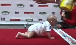 Video : नन्हों-मुन्नों की ओलंपिक रेस हंस-हंस का लोटपोट हो जाएंगे आप