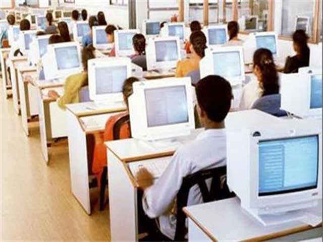 essay on online examination system