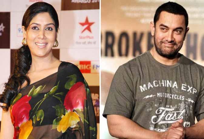 आखिरकार आमिर को मिल ही गई दंगल वाली 'पत्नी'