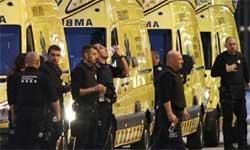 स्पेन की पुलिस ने दूसरे हमले को रोका
