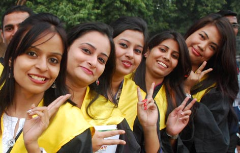 SHIATS Convocation 2013 Allahabad