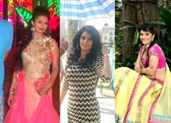 Tina Dutta, Pooja Gor, Divyanka Tripathi - Hot Photoshoot ...