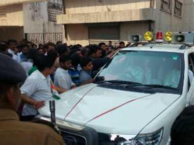 रीवा में बवाल, टीआई सहित 8 पर हत्या का मामला