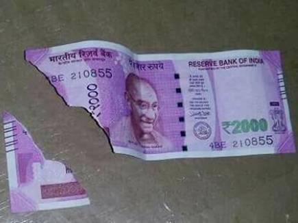 2000 rupee note whatsapp 11 11 2016