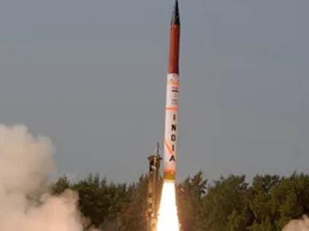 अग्नि-5 की सफलता से बौखलाया चीन