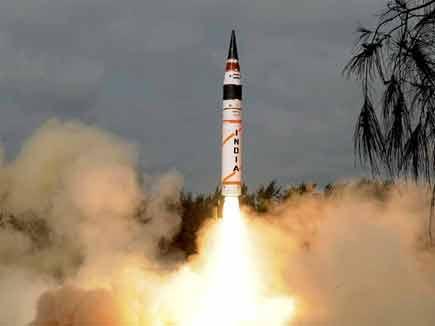 Agni-V का टेस्ट जल्द, उत्तरी चीन तक दाग सकेंगे परमाणु मिसाइल