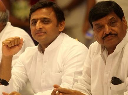 Samajwadi Party ,Mulayam Singh Yadav ,Akhilesh Yadav ,dunia,शिवपाल,राष्ट्रीय कार्यकारिणी,जगह,अखिलेश,झटका