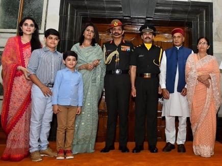 BCCI अध्यक्ष अनुराग ठाकुर प्रादेशिक सेना में बने लेफ्टिनेंट