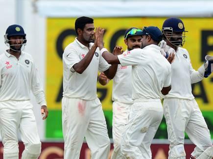 भारत  ने श्रीलंका के खिलाफ दूसरे टेस्ट में रचा इतिहास