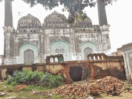 ayodhya temple land 01 09 2016