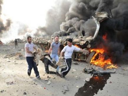 बगदाद में कार बम विस्फोट, 35 मरे