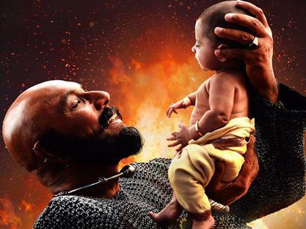 बाहुबली 2...की पहली झलक,पता  चलेगा कटप्पा ने बाहुबली को क्यों मारा?