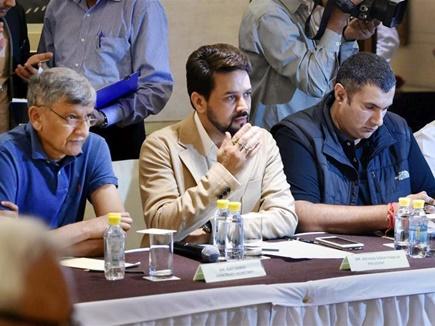सुप्रीम कोर्ट ने BCCI अध्यक्ष अनुराग ठाकुर व सचिव अजय शिर्के को हटाया