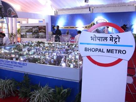 bhopal metro 18 06 2017