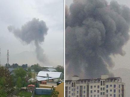 काबुल में आत्मघाती धमाका , 24 की मौत