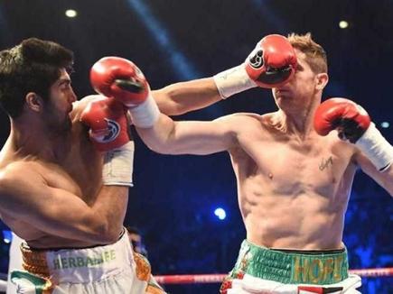 होप को हराकर विजेंदर बने WBO एशिया पैसिफिक बॉक्सिंग चैंपियन