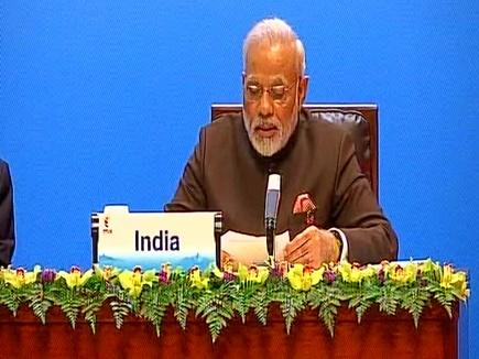 ब्रिक्स बिजनेस काउंसिल में बोले मोदी-बदल रही है भारत की अर्थव्यवस्था
