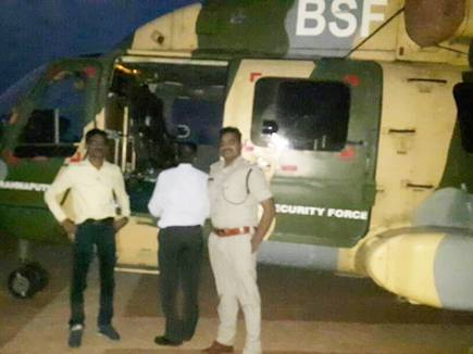 bsf helicopter news 2017528 104910 28 05 2017