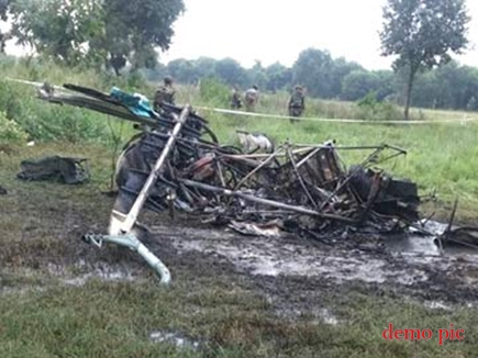 पश्चिम बंगाल के सुकना में सेना का हेलीकॉप्टर क्रैश, 3 अधिकारियों की मौ