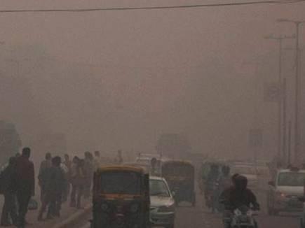 delhi pollution 10 11 2016
