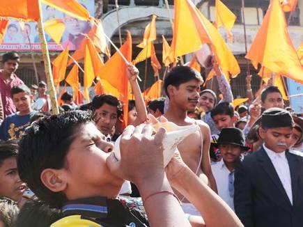 भोजशाला बसंत पंचमी रैली