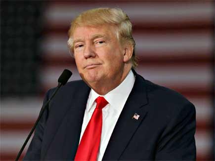 donald trump least popular 19 01 2017