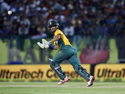 डुमिनी  ने  बजाई   डुगडुगी तो 7 विकेट से हारी टीम इंडिया