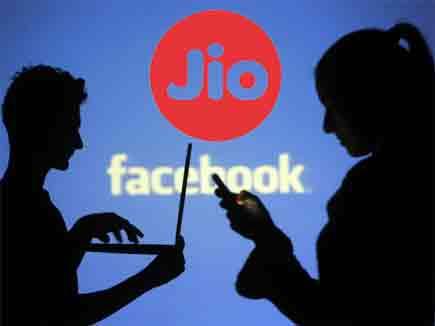 जियो मुफ्त डाटा से फेसबुक ने कमाया 128 फीसदी मुनाफा